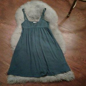 Bead embellished dress